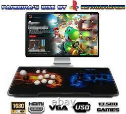 13500 in 1 Pandora's Games Arcade Video Gaming Console Pandora Key 7 Joystick