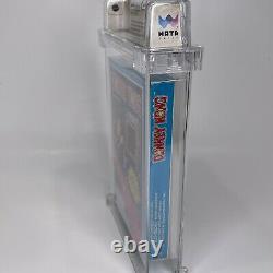 1982 Nintendo Donkey Kong Intellivision Sealed Wata 8.5 Graded Video Game Mario