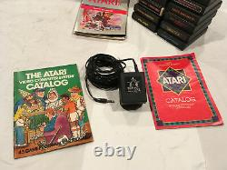 1982 Sears Video Arcade RARE 4 Switch Console System +12 Games in Storage Center