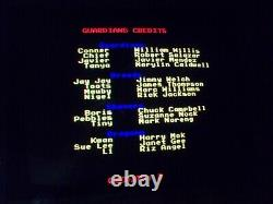 1992 Atari GUARDIANS OF THE HOOD Arcade Video Games BOARD Tested Working PCB