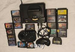 20x Sega Megadrive Games Console Games Job Lot Bundle Rare Video Games Carts
