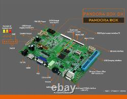 3000 in 1 3A Pandora's Box DX 2D 3D Video Games Arcade Console 2P3P4P Joysticks