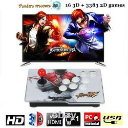 3399 in 1 Pandora's Box Retro Video Games Single Stick Arcade Console in EU