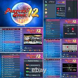 3400 in 1 Pandora-s Games Arcade Split Video Game Console Double Stick For TV PC