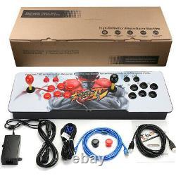 3D WIFI Pandora's Box Key Video 5000 Games Arcade Console Home TV HDMI 2 Player