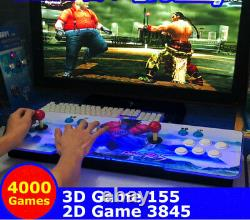 4000in1 Arcade Video Games Console Pandora's Box 3D Multiplayer Home Joystick TV