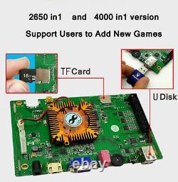 4000in1 Pandora's Box 3D Retro Video Games Double Stick Arcade for TV PC PS3 KOF