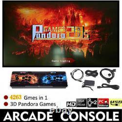 4500 in 1 3D Pandora's Box WIFI Key Video Games Arcade Consoles Home Adult HDMI