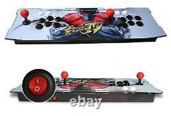 8000 Games 3D Pandora Box Double Sticks Arcade Console Machine Retro Video Games