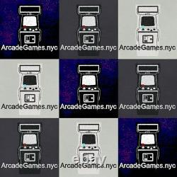 ASTEROIDS by ATARI arcade video game Partial Restoration