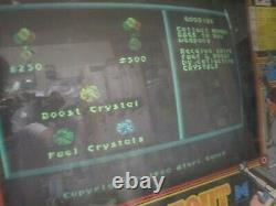 ATARI HYDRA WORKING Arcade Video game PCB BOARD Tested Working JAMMA