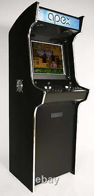 Apex Play Video Game Arcade Machine from Bespoke Arcades