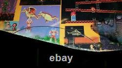 Arcade Video Game Cabinet, Jamma