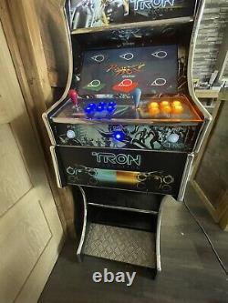 Arcade machine video game