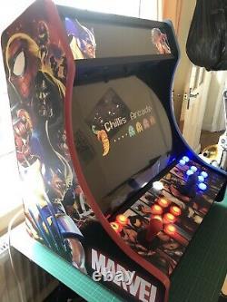 Arcade machine video game 10000 Games. PlayStation Sega Atari C64 Games