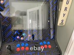 Arcade machine video game 1300 Game titles genuine Pandora's box 6 &CRT Screen