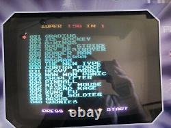Arcade mania video upright machine 156 games