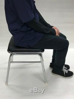 Arcade video game Chair Stool Classic style Black Synthetic Leather Game Center