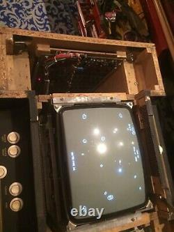 Atari Asteroids Deluxe Cocktail Arcade Coin Operated Video Game