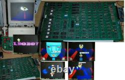 Atari I, ROBOT original video arcade game PCB board fully tested working