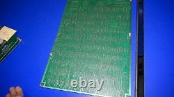 Bally MAX RPM Arcade Video Game complete PCB Mother board Logic Board clean