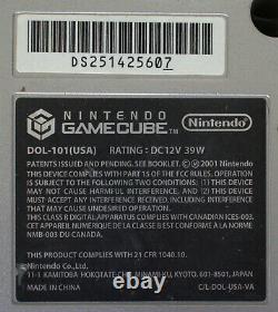Black Microsoft Xbox Nintendo Wii GameCube Console System Arcade Video Game