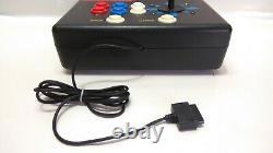 C&L Controls Championship Joystick KBM Super Nintendo SNES Arcade Video Game USA