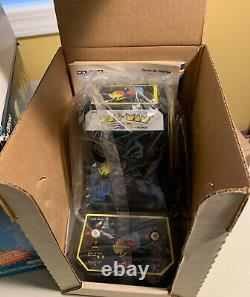 COLECO PAC MAN Vintage Electronic Handheld Tabletop Arcade Video Game COMPLETE