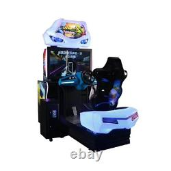 Commercial Storm Racing Arcade Coin Operated Game Ticket Redemption SEE VIDEO