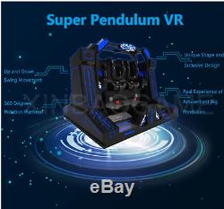 Commercial VR Roller Coaster Simulator 9D Virtual Reality HD Arcade Video Game