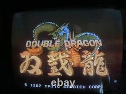 Double Dragon Arcade Game JAMMA Board American Technos 1987 Video