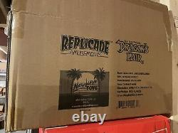 Dragon's Lair X RepliCade Arcade Machine New Wave Toys Mint With Mint Box Video