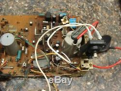 Electrohome G07 19 Video Arcade Game MONITOR CHASSIS, Atlanta (Capped/new FB)