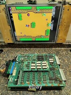 Front Line Video Arcade Game PCB, Atlanta #418 (READ DESC)