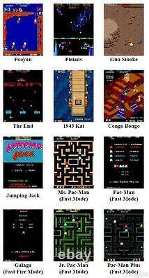 G-01 Classic Arcade Cabinet Games Machine Jamma Video Standgerät 19 LCD Monitor