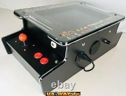 G-208 Classic Arcade Cocktail Table Games Machine Jamma TV Vidéo 15 LCD