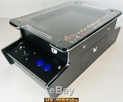 G-208 Classic Arcade Cocktail Tisch Games Machine Jamma TV Video 15 LCD Monitor