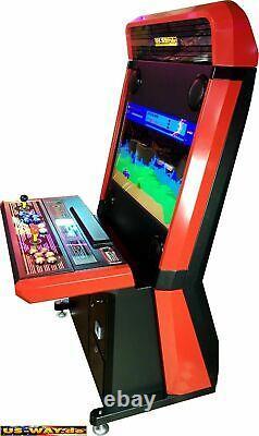 G-29 Classic Arcade Cabinet Games Machine Jamma Video Standgerät 32 LCD Monitor
