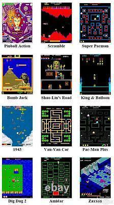 G-58 Classic Arcade Cabinet Games Machine Jamma Video Standgerät 26 LCD Monitor