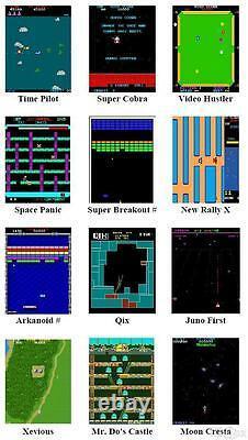 G68MP Classic Arcade Cabinet Games Machine Jamma Video Standgerät 19LCD Monitor