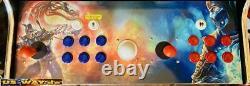 G988 Classic Arcade Cabinet Games Machine Jamma Video Standgerät 26 LCD Monitor