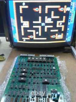 GUZZLER Tekhan pcb arcade video game WORKING Tested DHL EXPRESS SHIPPING