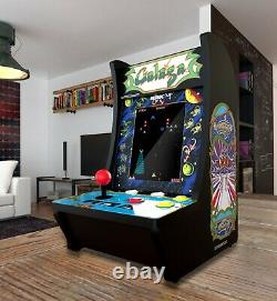 Galaga Countertop Arcade 1up Mini Retro Tabletop Arcade Video Game Countercade
