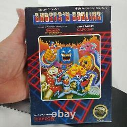 Ghosts'n Goblins 3 Screw Nintendo NES Video Game