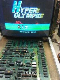HYPER OLYMPIC 1983 boot leg Working non-jamma Arcade PCB video game board
