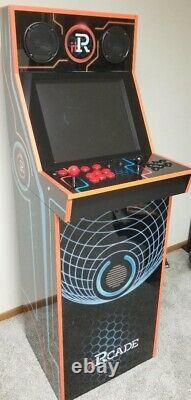 IIrcade Dragons Lair Edition Arcade Video Game (Barcade & stand)