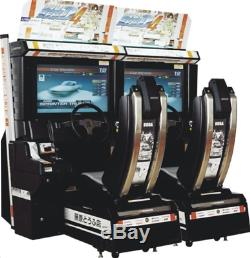 Initial D Stage 4 Arcade Game Street Racing Retail Coin Operated Video Machine