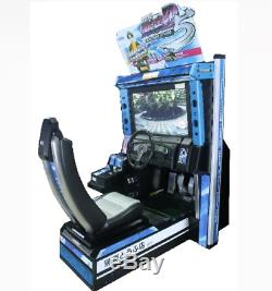 Initial D Stage 5 Arcade Game Street Racing Retail Coin Operated Video Machine