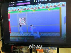 KUNG FU MASTER VIDEO Arcade game pcb board DATA EAST Nihon Bussan/AV Japn jamma