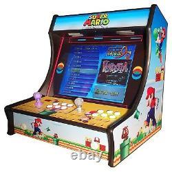 Klassieke Arcade Machine Bartop Video Slot Machine Teller 2222 Games